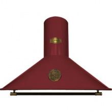 Вытяжка Kaiser купольная A9423RotBEEco - Шx90см./910м3/3 скорости/красный (A9423ROTBEECO)