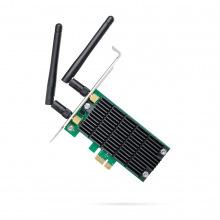 WiFi-адаптер TP-Link Archer T4E AC1200, PCI Express, Beamforming (ARCHER-T4E)