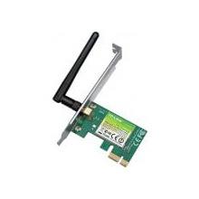WiFi-адаптер TP-Link TL-WN781ND 802.11n, 2.4 ГГц, N150, PCI Express (TL-WN781ND)