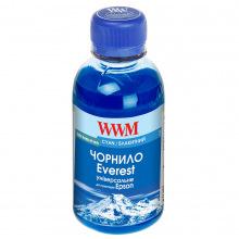 Чорнило WWM EVEREST Cyan для Epson 100г (EP02/CP-2) пігментне