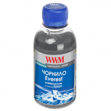 Чорнило WWM EVEREST Light Black для Epson 100г (EP02/LBP-2) пігментне