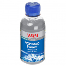 Чорнило WWM EVEREST Light Light Black для Epson 100г (EP02/LLBP-2) пігментне