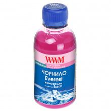 Чорнило WWM EVEREST Light Magenta для Epson 100г (EP02/LMP-2) пігментне