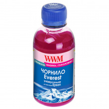 Чорнило WWM EVEREST Magenta для Epson 100г (EP02/MP-2) пігментне