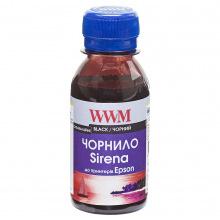 Чорнило WWM SIRENA Black для Epson 100г (ES01/B-2) сублімаційне