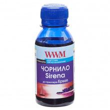 Чорнило WWM SIRENA Light Cyan для Epson 100г (ES01/LC-2) сублімаційне