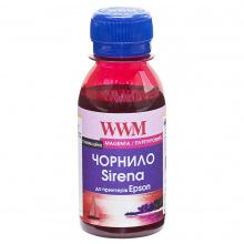 Чорнило WWM SIRENA Magenta для Epson 100г (ES01/M-2) сублімаційне