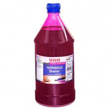 Чорнило WWM SIRENA Magenta для Epson 1000г (ES01/M-4) сублімаційне