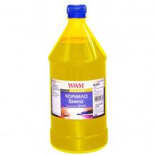 Чорнило WWM SIRENA Yellow для Epson 1000г (ES01/Y-4) сублімаційне