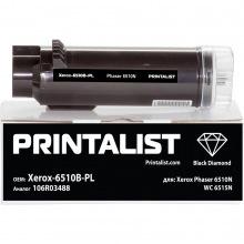 Туба PRINTALIST заміна Xerox 106R03488 (Xerox-6510B-PL)