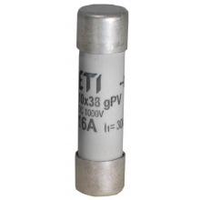 Предохранитель ETI CH 10x38 gPV 16A 1000V (30kA) (2625081)