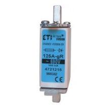 Предохранитель ETI M000UQ2/50A/690V gR (200 kA) (4721211)