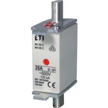 Предохранитель ETI NH-000/gG 125A 500V KOMBI (4181215)