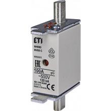 Предохранитель ETI NH-00C/gG 100A 500V KOMBI (4181214)