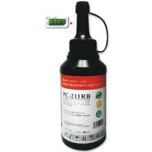 Комплект для заправки картриджа Pantum PC-230R/PC-211EV для M6500, P2200/2207/2507W(1тонер+1чіп) (PC-211RB)