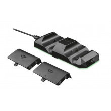 Зарядная станция Trust GXT 237 Duo Charge Dock suitable for Xbox One (22376_TRUST)