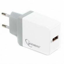 Зарядний пристрій Gembird (MP3A-UC-AC11)
