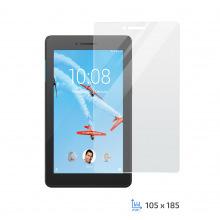 Защитное стекло 2E Lenovo Tab E7 (TB-7104F) WiFi / LTE, 2.5D, Clear (2E-LN-TABE7-LT25D-CL)