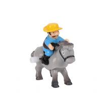 Заводна іграшка goki Шериф  (13094G-3)