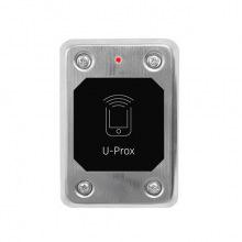 Считыватель мультиформатний в антивандальному корпусі U-Prox SL steel (U-PROX_SL_STEEL)