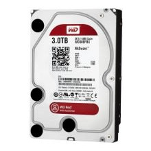 "Жесткий диск WD 3.5"" SATA 3.0 1TB 5400 64MB Red NAS (WD10EFRX)"