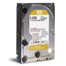 """Жорсткий диск WD 3.5"""" SATA 3.0 2TB 7200 128MB Gold (WD2005FBYZ)"""