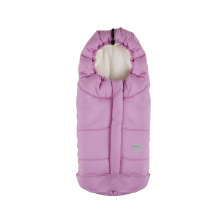 Зимний конверт Nuvita 9045 Ovetto CITY розовый/бежевый (NV9045OVETTOCITYPINK)