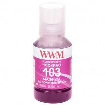 Чернила WWM 103 Magenta для Epson 140г (E103M) водорастворимые