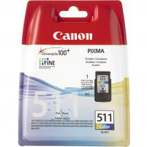 Картридж Canon CL-511C Color (2972B007)