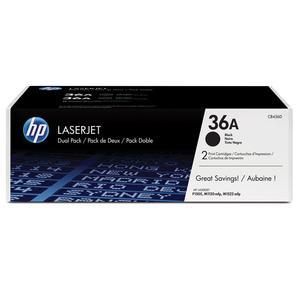 HP 36A Black CB436AD