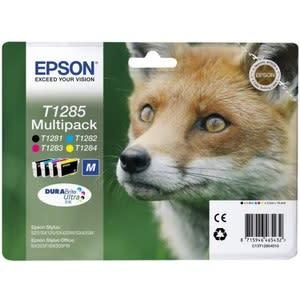 Epson B/C/M/Y C13T12854010S