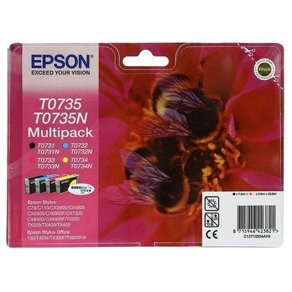 Epson C13T10554A10 B/C/M/Y