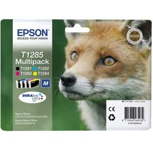 Epson B/C/M/Y C13T12854010