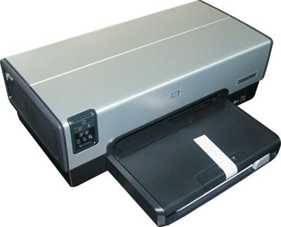 HP Deskjet 6543