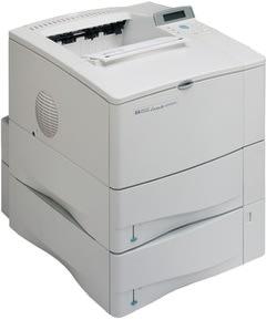 HP LaserJet 4100dtn