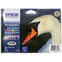 Epson T0817 C13T11174A10