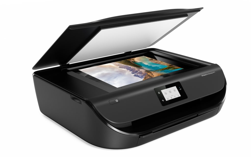 HP Deskjet Ink Advantage 5075 с Wi-Fi