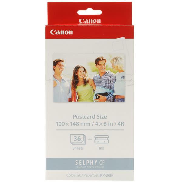 Картридж для Canon Selphy CP510 Купить комплект оригинальных чернил.