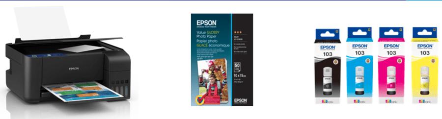 Краска для принтеров Epson